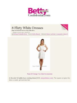 dress on betty confidential