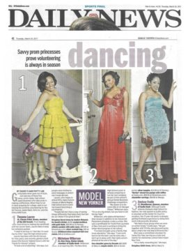 dress in Daily News