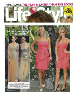 dress in Life Style magazine