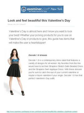 dress on examiner.com