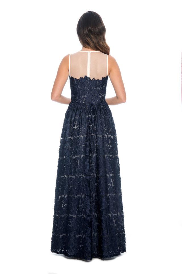 Soutache ballgown dress - bridesmaid dress - formal evening dress - mother of bride dress- plus size dress