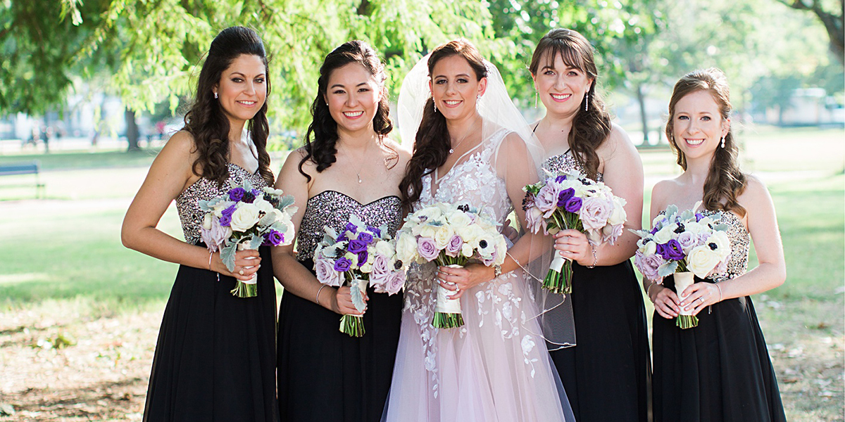 how to choose the right bridesmaid dresses