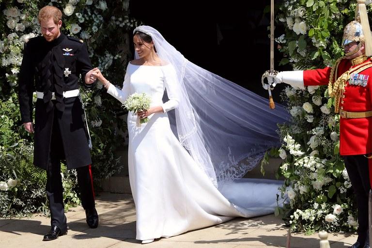 Royal Wedding Fashion Review