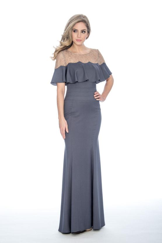 Pop over, long dress